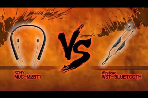 SONY MUC-M2BT1 / WESTONE Bluetoothケーブル