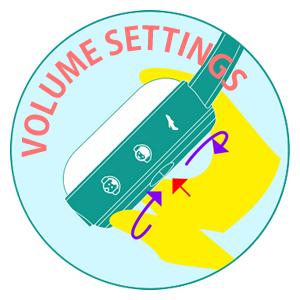 3段階に音量制限切り替え機能あり