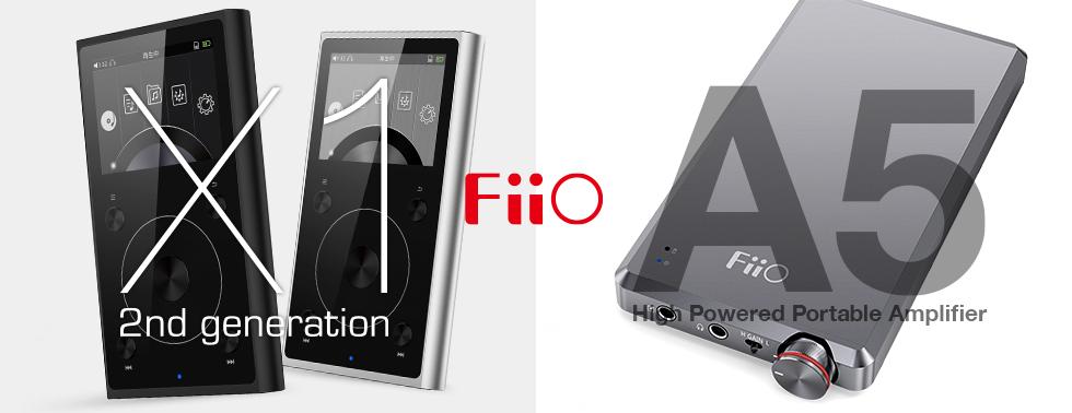 FiiO X12nd A5