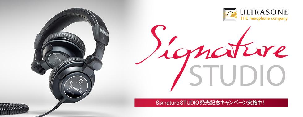 ULTRASONE Signature Studio
